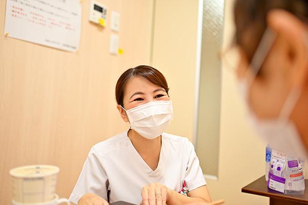 消化器内視鏡技師 認定看護師