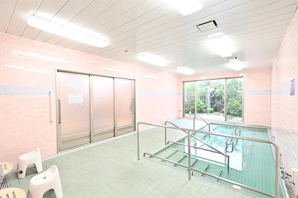 大浴場(入院患者専用)